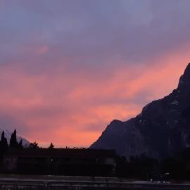 #tramontisulgarda #tramontisulgardasempreunospettacolo #elitesportriva.it #rivadelgarda #gardalake #gardasee